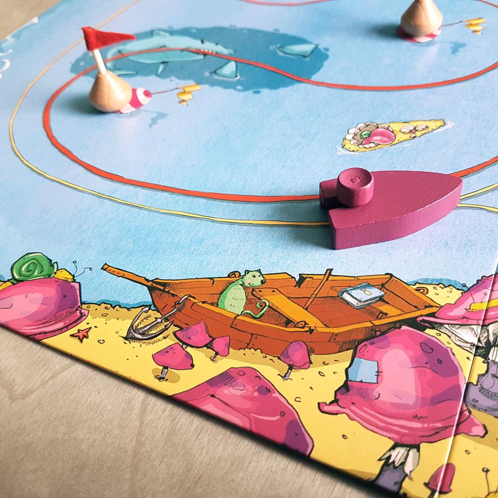 Brettspiel Kinderspiel