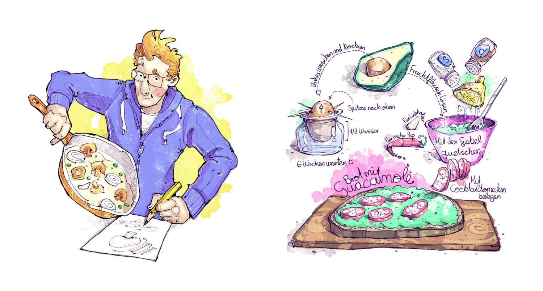 Matthias Holländer Rezept Avocado