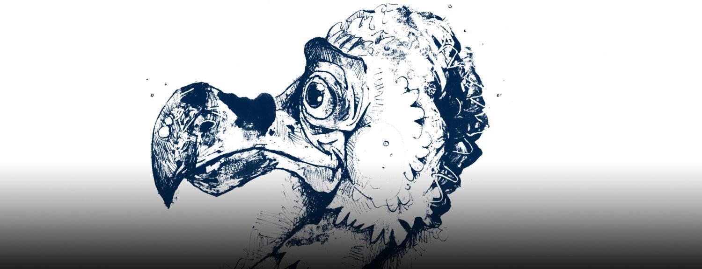 Dodo Monotype Print