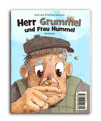 Hummel Kinderbuch Cover