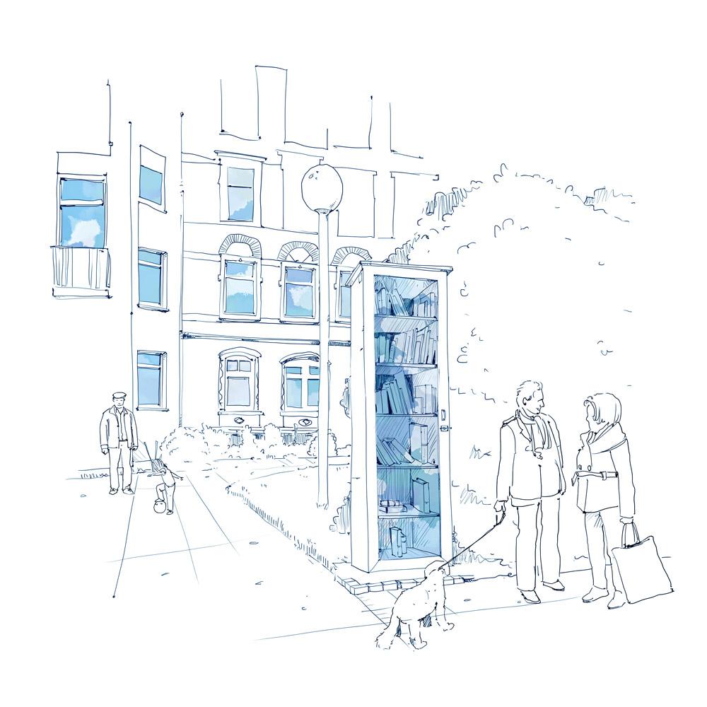 Editorial Illustrator Bonn
